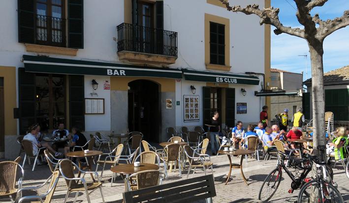 Bar Es Club de Campanet