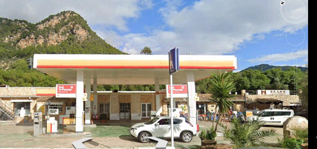 Estación de Servicio Valldemossa