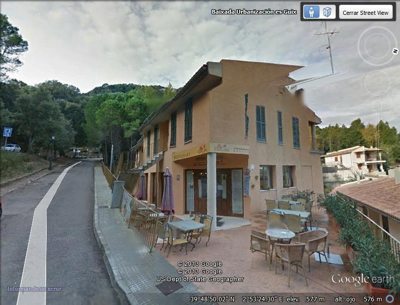 Restaurant Ca'n Gallet de Lluch