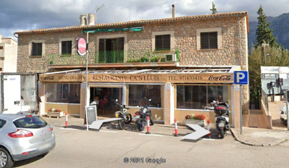Bar Restaurante Ca'n Lluís de Soller